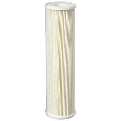 ECP5-10 9-3/4 in. x 2-5/8 in. Pleated Sediment Water Filter