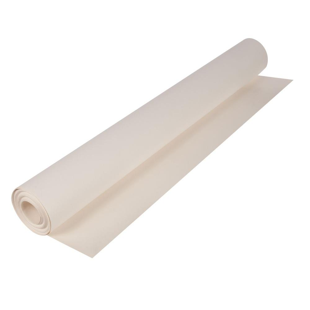 roll of silicone vapor shield underlayment for wood floors