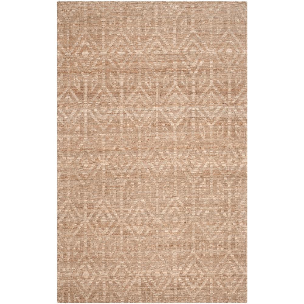 Cape Cod Camel 5 ft. x 8 ft. Area Rug