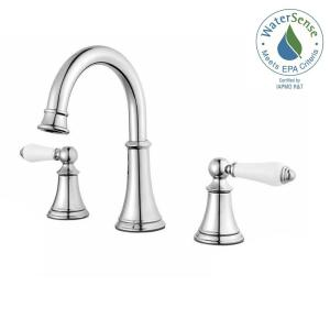 Pfister Courant 8 In Widespread 2 Handle Bathroom Faucet