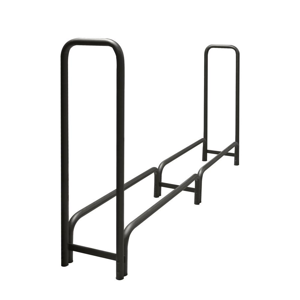 Pleasant Hearth 8 ft. Firewood Rack-DISCONTINUED
