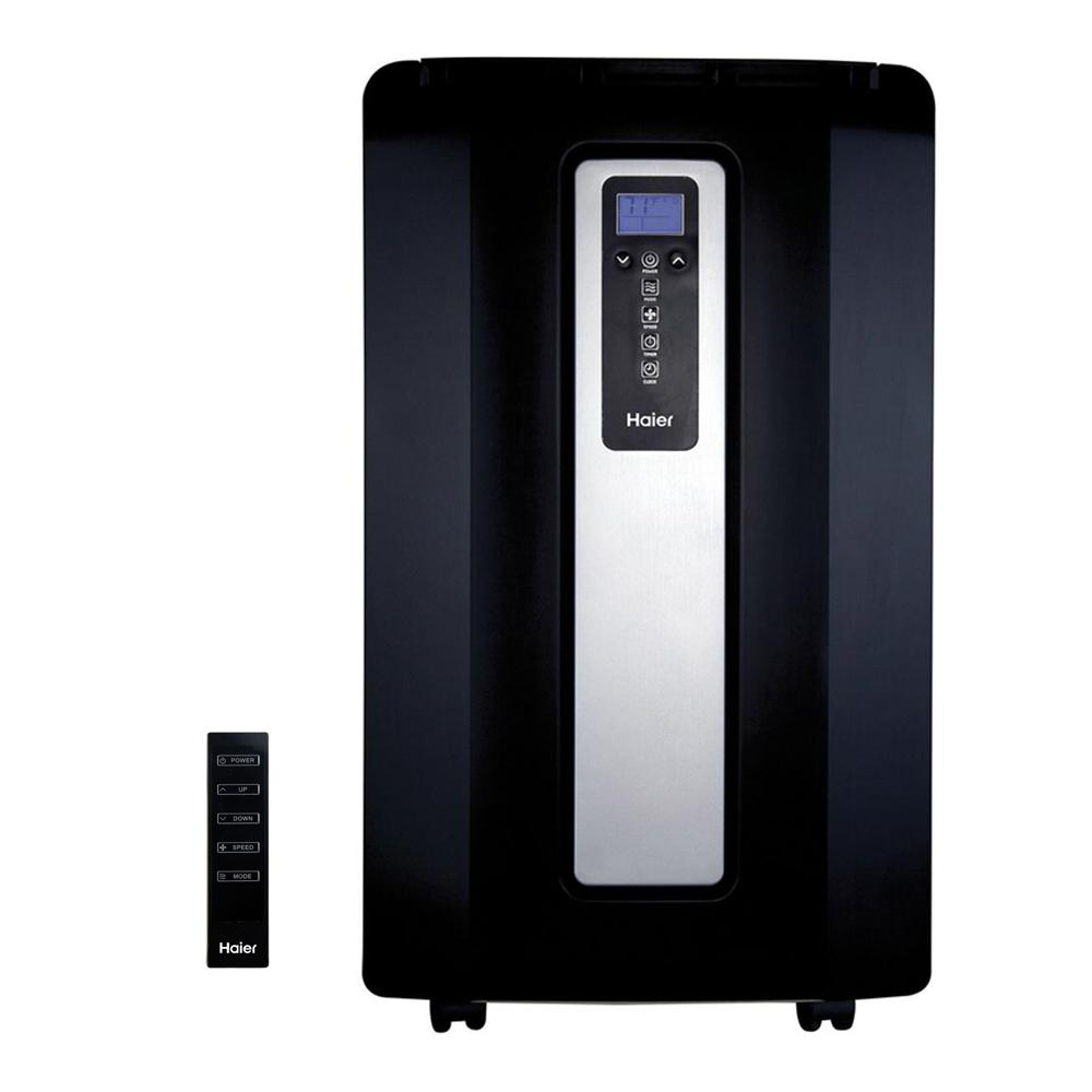 Haier 12000 BTU Portable Air Conditioner with Heat Pump and