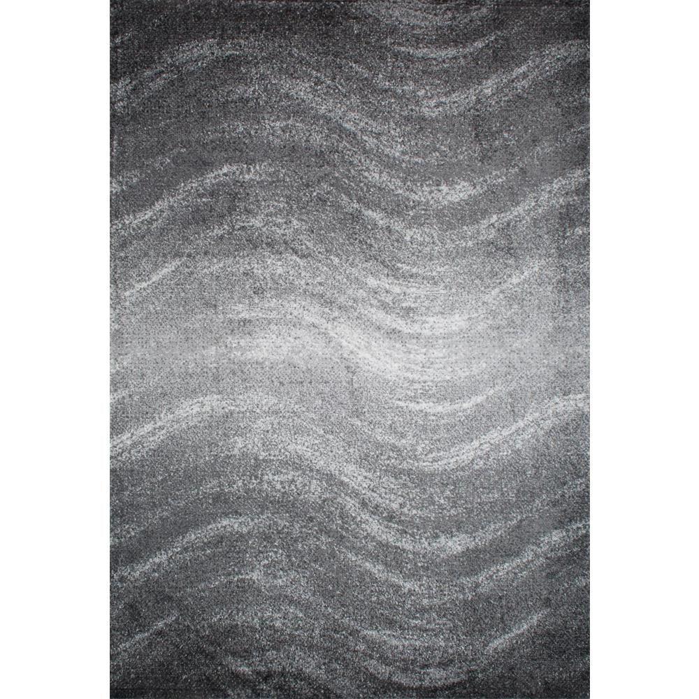 Nuloom Julene Grey 5 Ft X 8 Area Rug