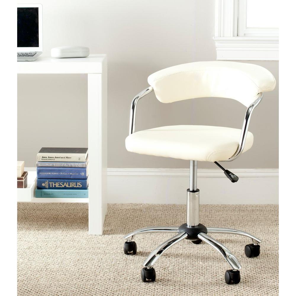 Safavieh Pier Cream Office Chair