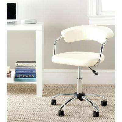 Pier Cream Office Chair