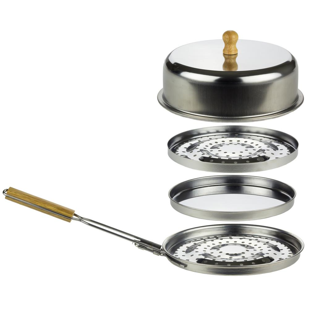 Jacob bromwell old fashioned stainless steel potato baker