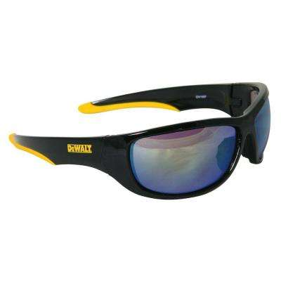 Safety Glasses Dominator with Yellow Mirror Lens
