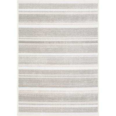 Ascroft Gray 5 ft. x 7 ft. Area Rug