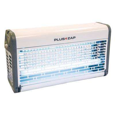 PlusZap Fly and Insect Light with 2 Bulbs and Electric Grid