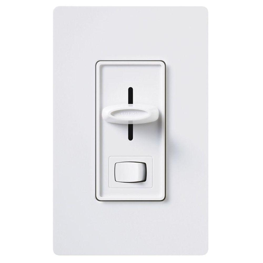 Skylark 600-Watt 3-Way Dimmer - White