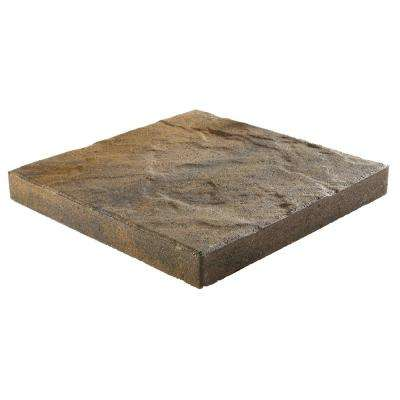 Taverna 16 in. L x 16 in. W x 50 mm H Square Yukon Concrete Step Stone ( 72-Piece/124 Sq. ft./Pallet )