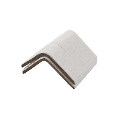 2 in. x 2 in. x 3 in. Strapping Protector White 1080/Case