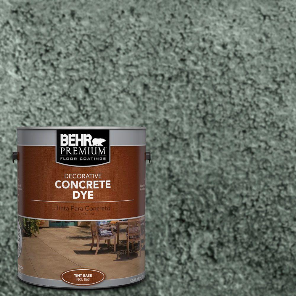 1 gal. #CD-823 Patina Copper Concrete Dye