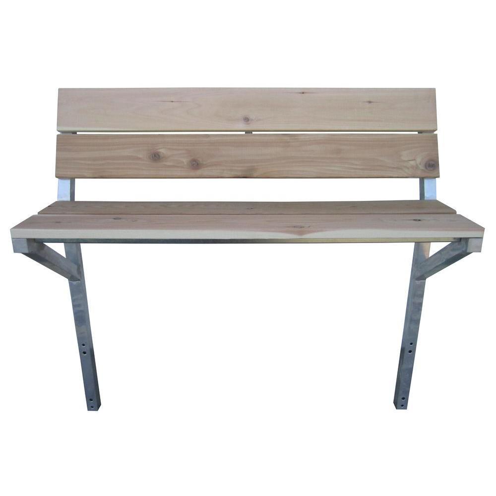 Cedar Bench Kit