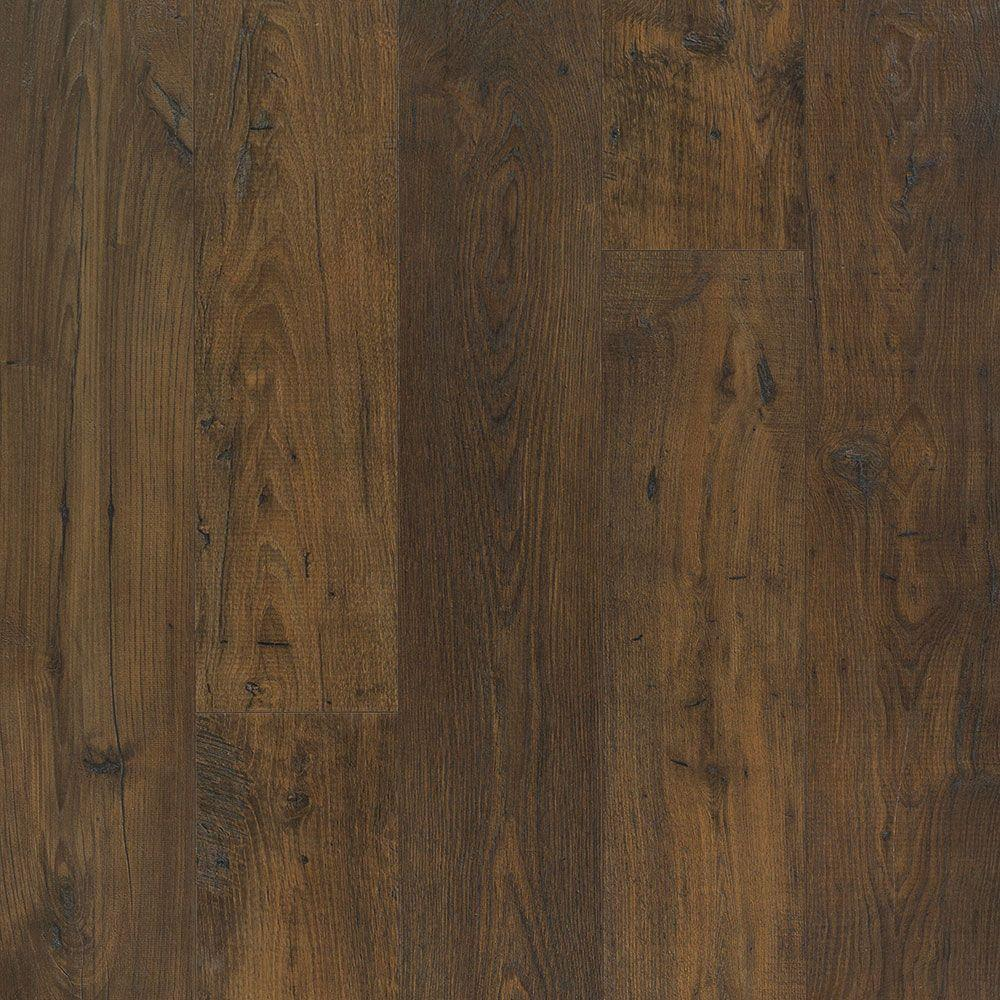 XP Warm Chestnut Laminate Flooring - 5 in. x 7 in.