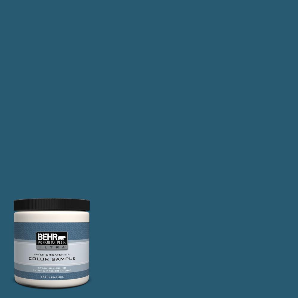 540d 7 Deep Blue Sea Satin Enamel