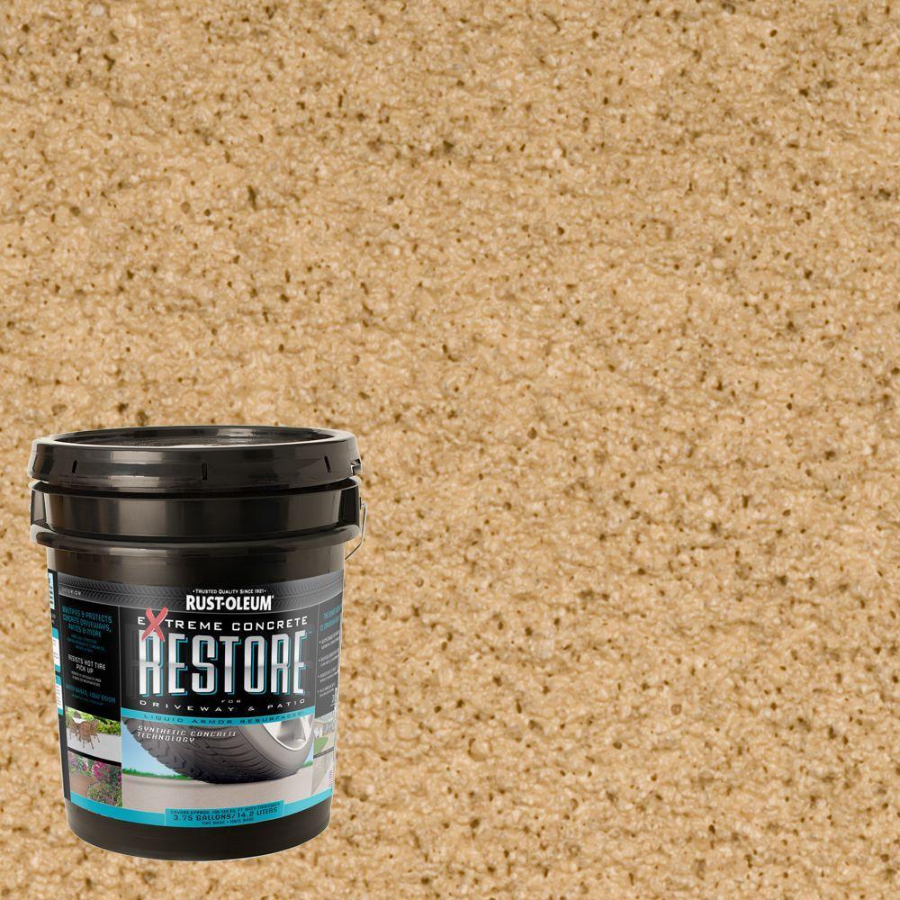 Rust-Oleum Restore 4 gal. Dune Liquid Armor Resurfacer