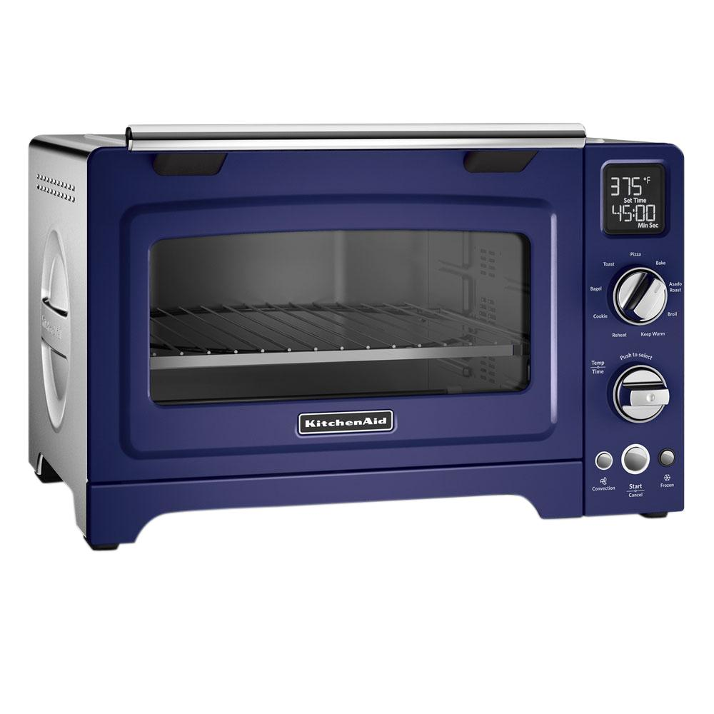 KitchenAid Cobalt Blue Convection Toaster Oven