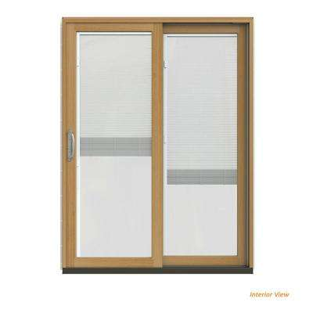 60 X 80 Blinds Between The Glass Patio Doors