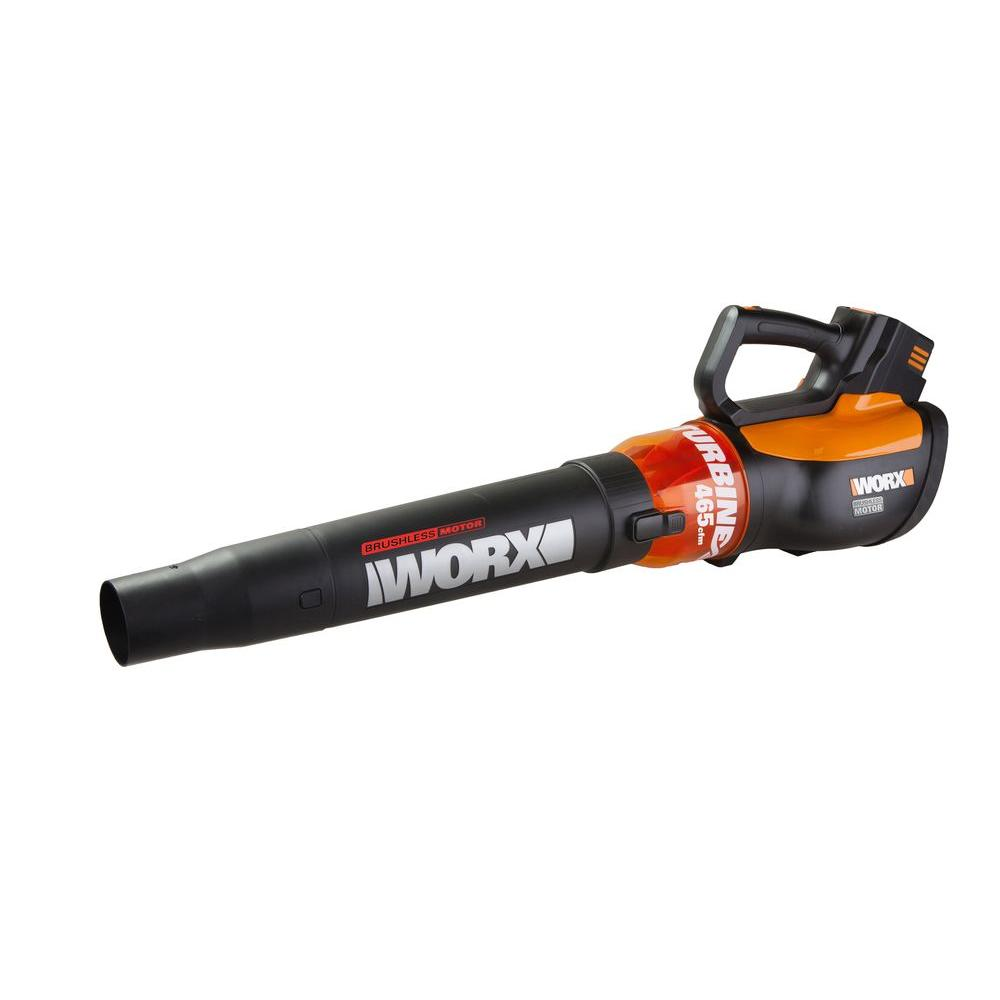Worx Cordless Leaf Blowers Outdoor Power Equipment The Home