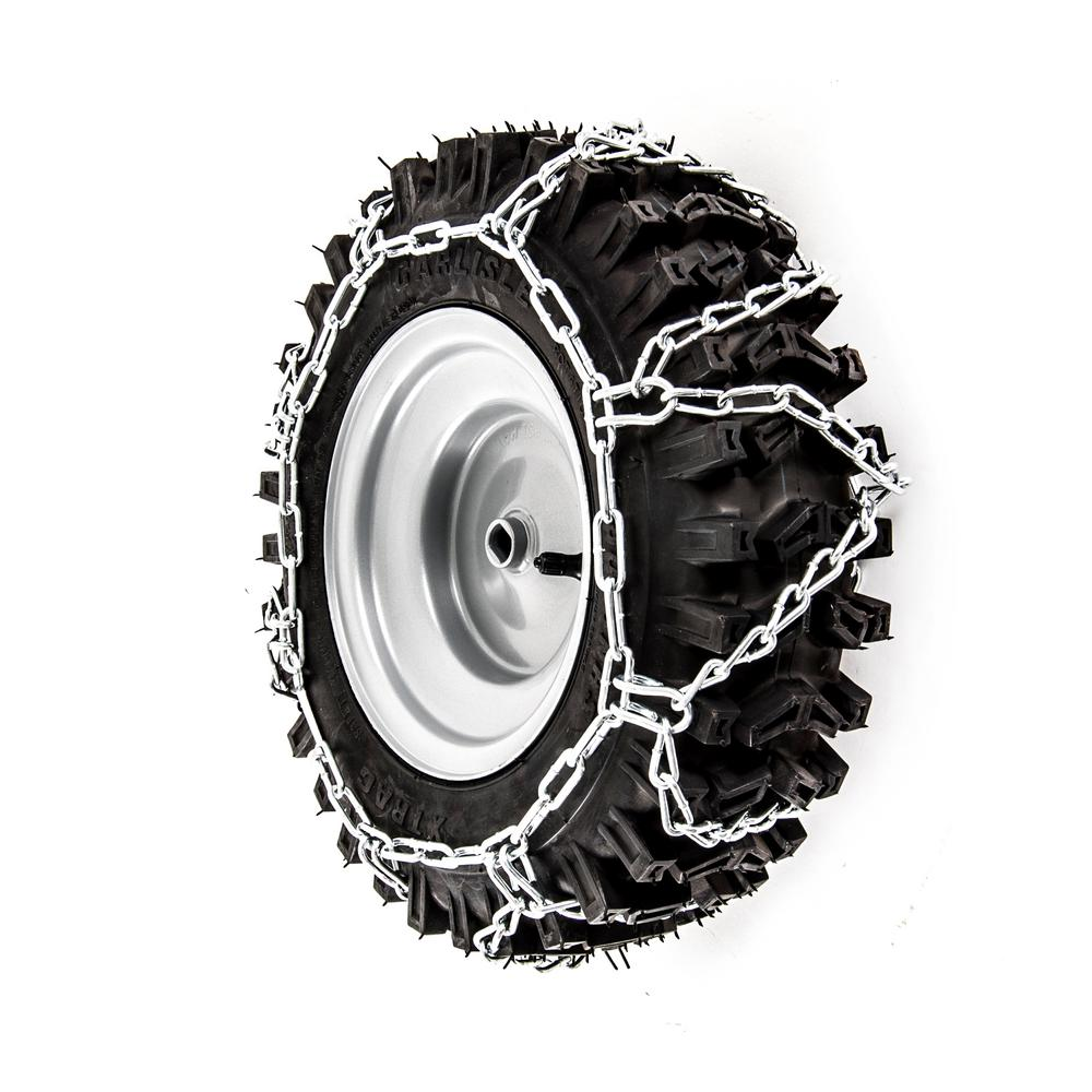 Arnold Snow Blower Tire Chains For 16 In X 48 In Wheels Set Of 2