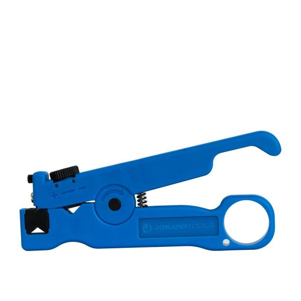 1.2 mm to 7.5 mm Dia Fiber Optic Cable Slit and Ring Tool