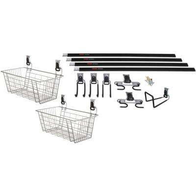 FastTrack Garage Storage Gardening Kit (16-Piece)