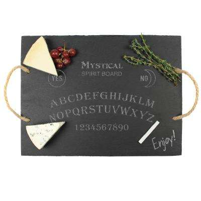 12 in. Spirit Board Slate Serving Tray