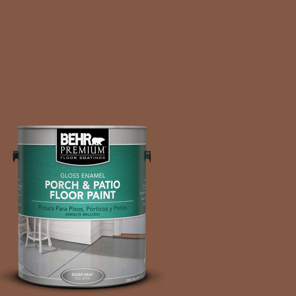 BEHR Premium 1-Gal. #PFC-20 Coronado Gloss Porch and Patio Floor Paint