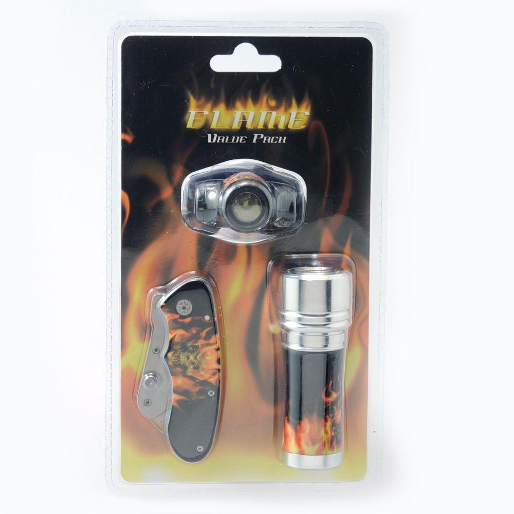 null Flame Tool Set