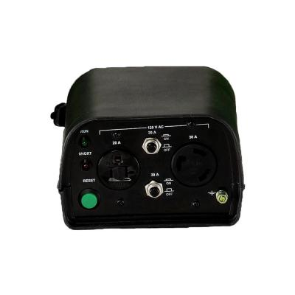 Duo-Power Parallel Cord Junction Box for Inverter Generators