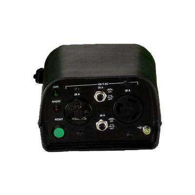 Duo-Power Parallel Cord Junction Box for Inverter Generators