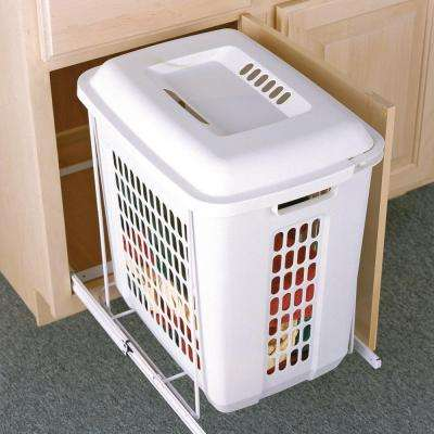 Roll Out Plastic Hamper
