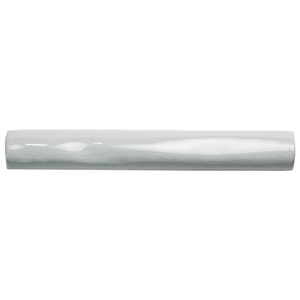 Antic Craquelle Gris Soho Torello 3/4 in. x 6 in. Ceramic