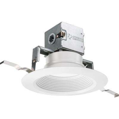 Lithonia OneUp 6 in. White Integrated LED Recessed Kit