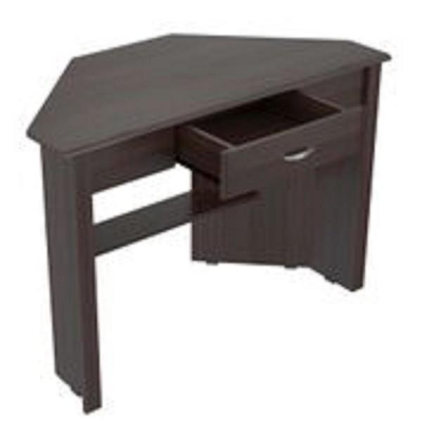 Espresso Corner Writing Desk