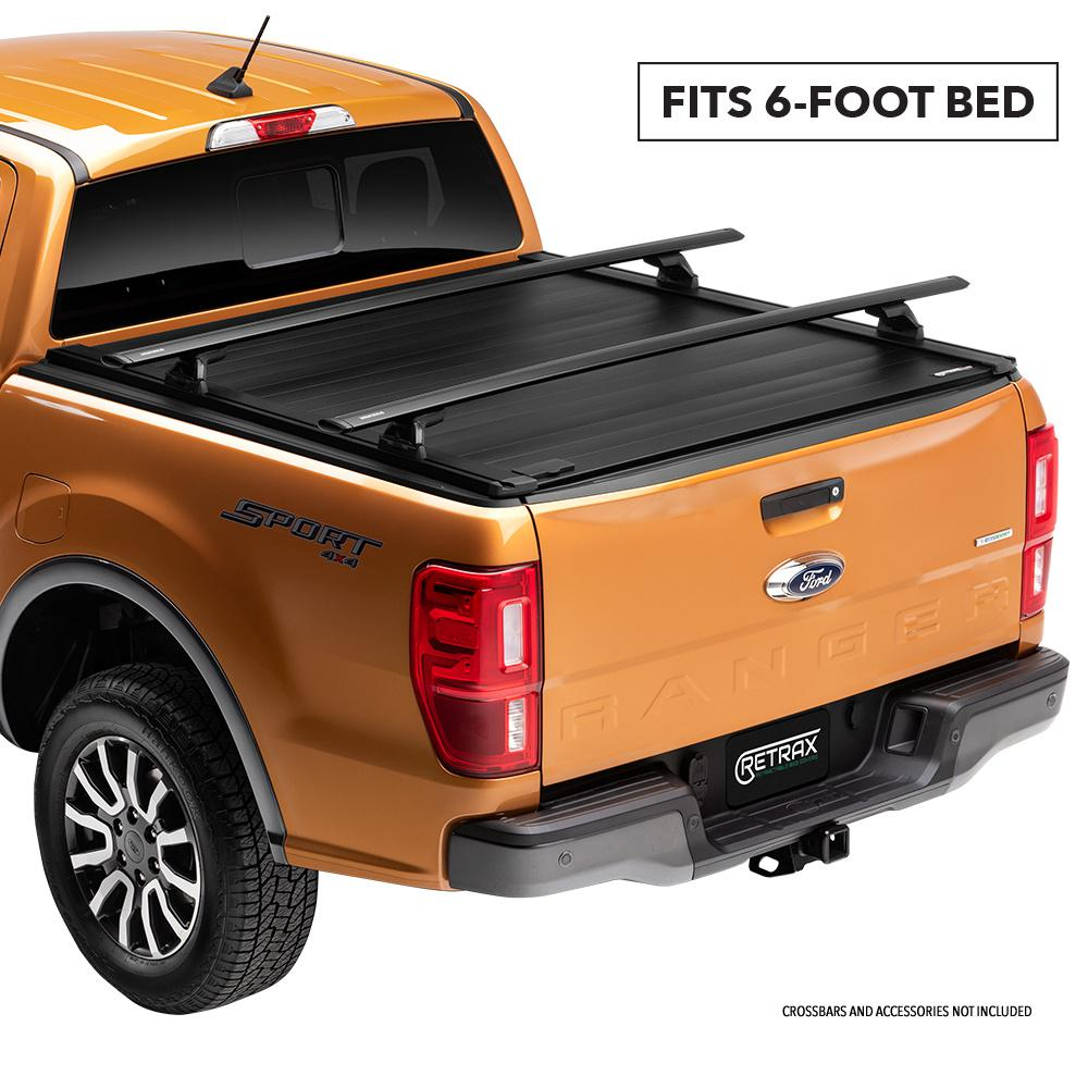 Ford Com Mx >> Retrax Pro Xr Tonneau Cover 19 Ford Ranger 6 Bed