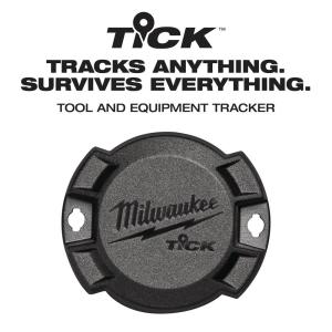 Milwaukee ONE-KEY TICK Tool and Equipment Tracker (4-Pack) by Milwaukee