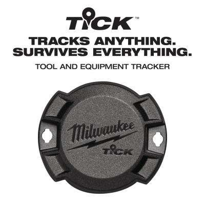 ONE-KEY TICK Tool and Equipment Tracker (4-Pack)