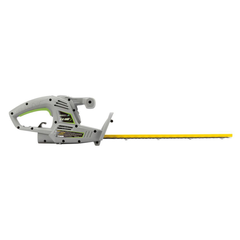 17 in. 2.8 Amp Corded Hedge Trimmer