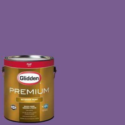 1 gal. #NBA-068A Los Angeles Lakers Purple Flat Exterior Paint