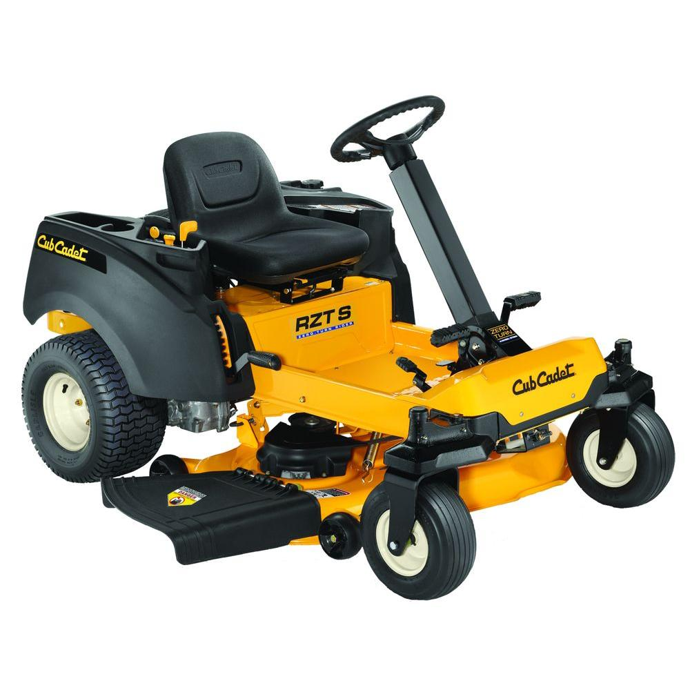 Cub Cadet 46 in. RZT-S Zero-Turn Riding Mower-DISCONTINUED