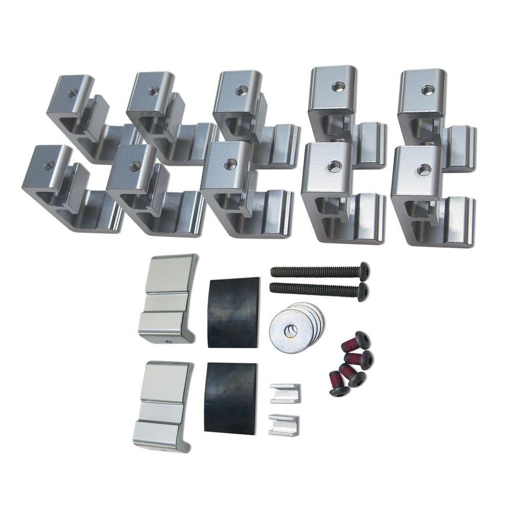 Tracrac 800 Lb Capacity Tacoma Mount Kit With Tool Box