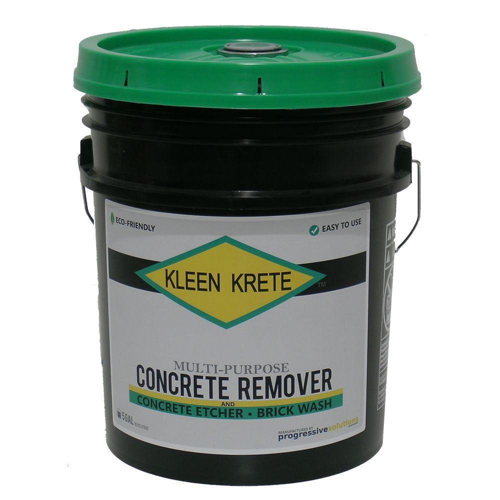 5 Gal. Multipurpose Concrete Remover, Dissolver and Brick Wash Pail