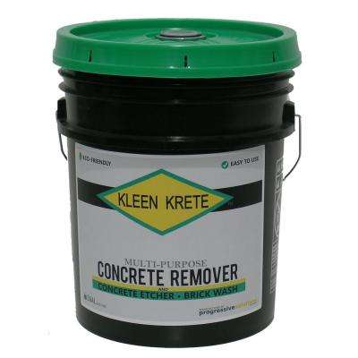 5 Gal. Multipurpose Concrete Remover, Dissolver and Brick Wash Pail