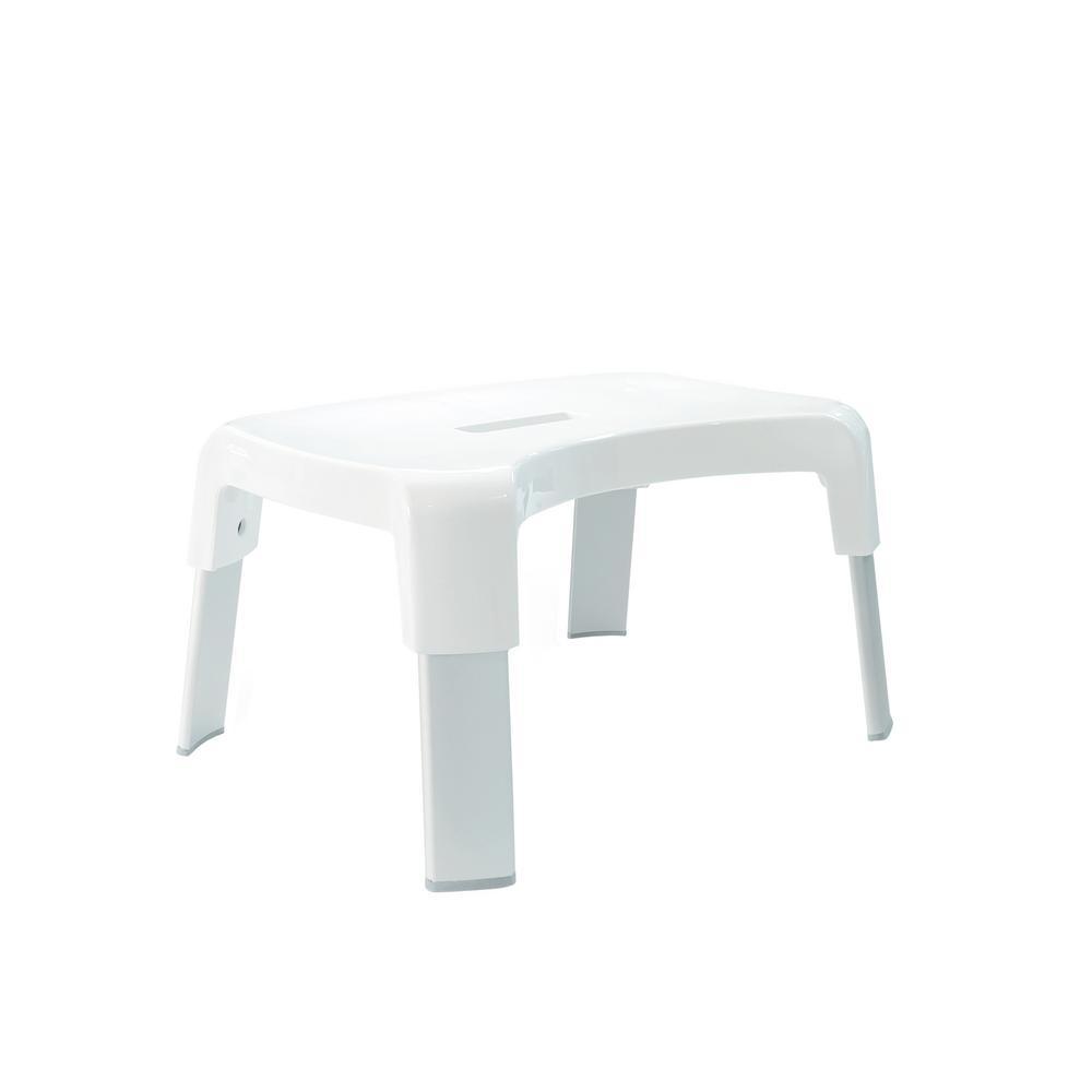 Pleasant Better Living Products Smart 4 Multi Purpose Bathroom Vanity Stool Beatyapartments Chair Design Images Beatyapartmentscom