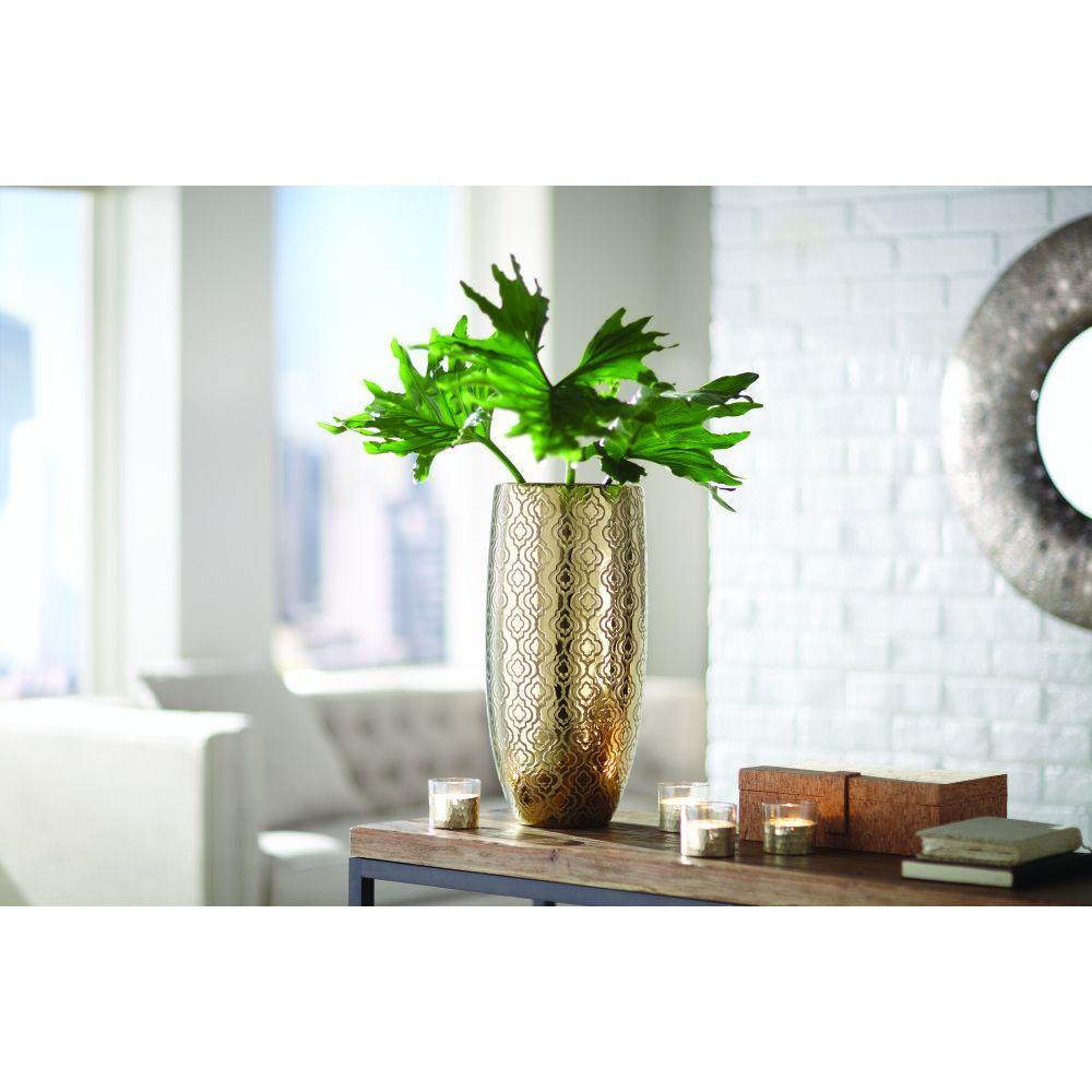 Harper Gold Vase