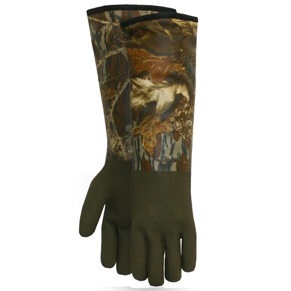 Mossy Oak Camo Decoy Glove