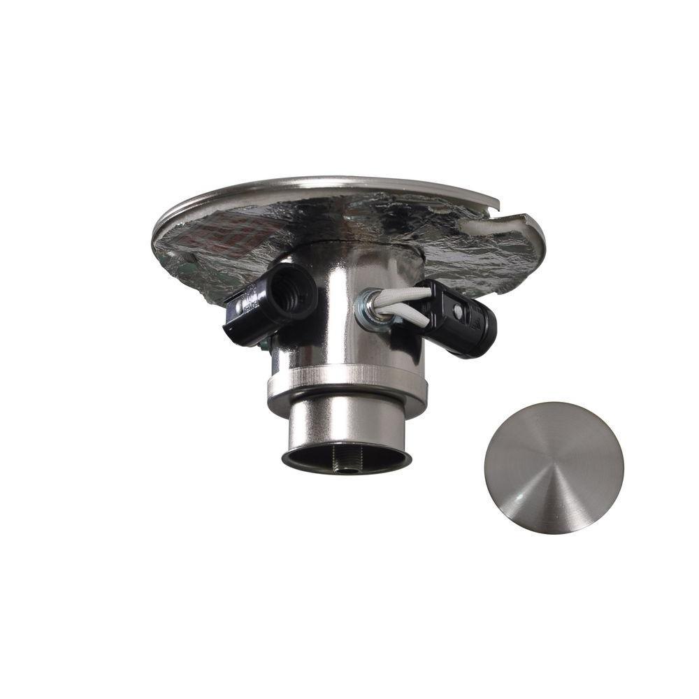 Ceiling Fan Cool Air : Air cool brookedale ii in brushed nickel ceiling fan