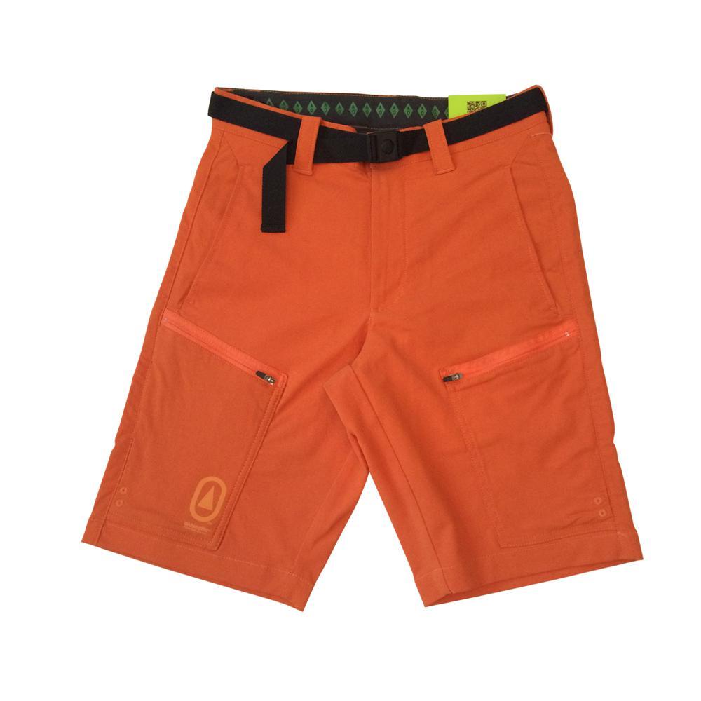 Enabler mens 28 in. Burnt Orange Cargo Shorts